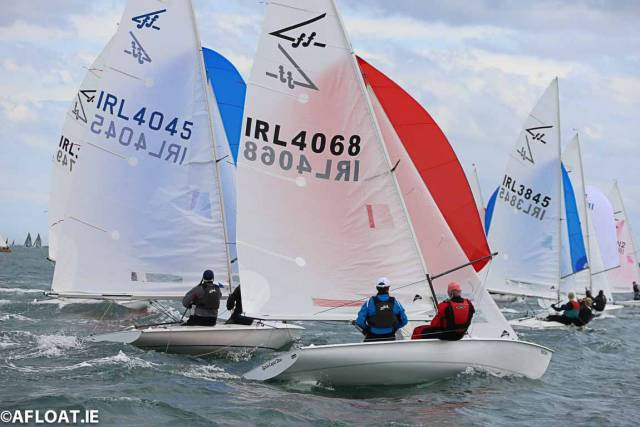 Ignus Caput Duo  IRL 4068 (David Mulvin and Ronan Beirne) were the winners of tonight's DBSC Thursday night race