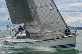 Anthony Gore-Grimes' Dux from Howth Yacht Club emerged overall winner of the Irish Cruiser Racing Association (ICRA) National Championships