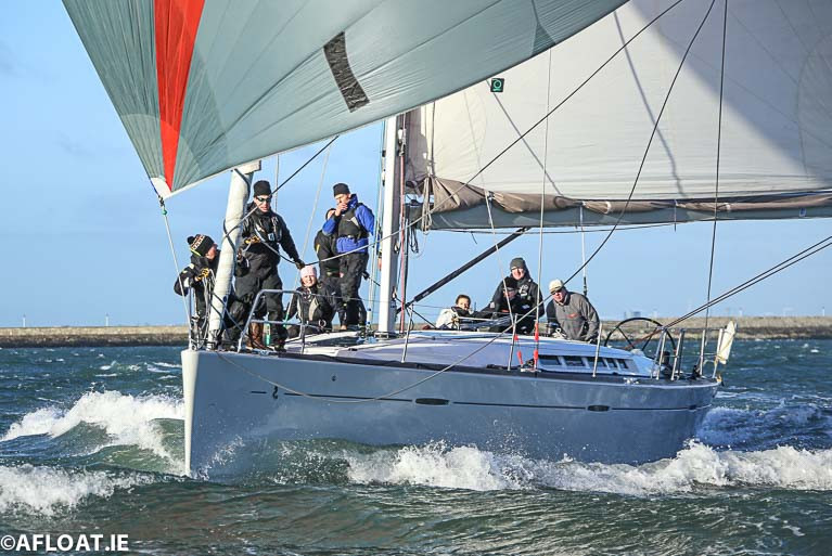 Mermaid IV leads at the DBSC Spring Chicken Series