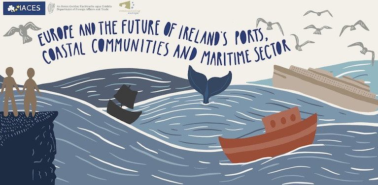 This online conference and workshop aims to explore the key role played by Ireland's ports, coastal communities and maritime sector in its membership of the EU