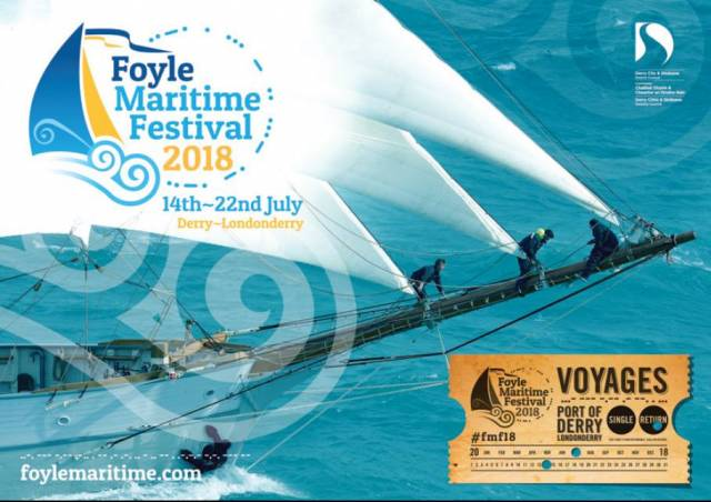 Experience maritime heritage events held during the Foyle Maritime Festival