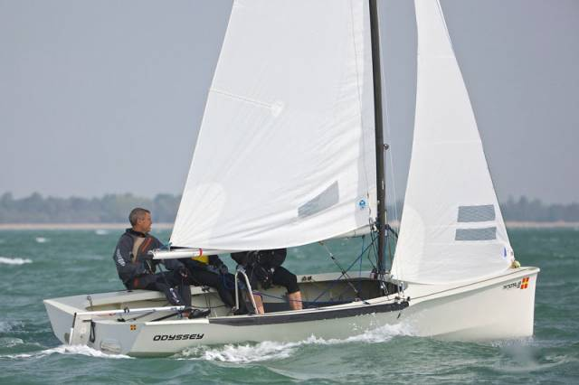 National 18ft UK Success as Class Heralds 80th Anniversary