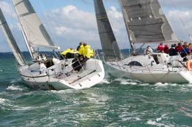 Recent Autumn League racing in Cork Harbour. Yacht racing continues next month with the O'Leary Insurances Winter League and a new Archie O'Leary commemorative trophy for IRC entries