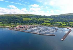 Largs Yacht Haven has won a Yacht Harbour Award