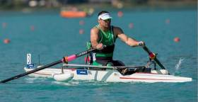 Doherty Pulls Out of C Final at Paralympic Qualification Regatta