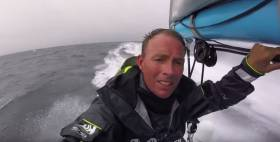 41 knots was the top speed hit by the MOD70 Concise 10 in this week's circumnavigation of Ireland. Watch the eight min team video below