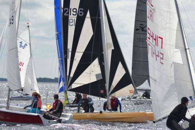 King Cong Trophy on Lough Corrib Won by Yannick & Sean Lemonnier