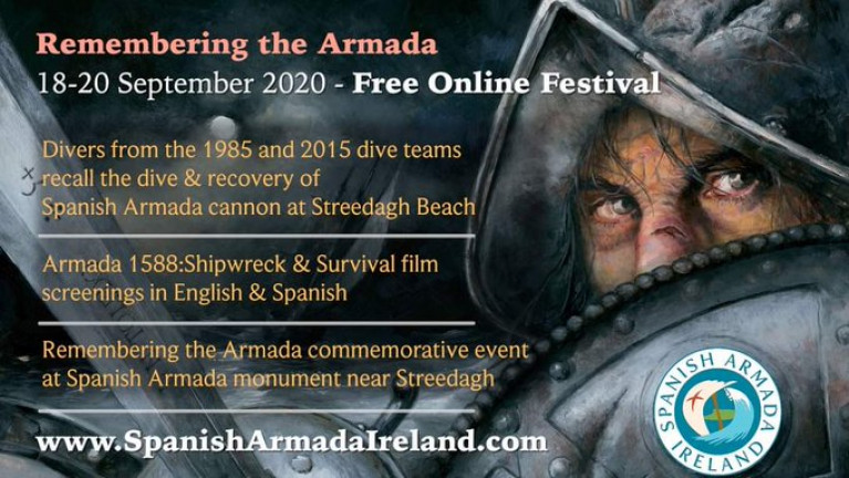 Details of the Spanish Armada Festivel this weekend