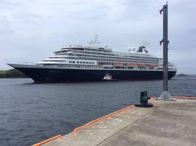 Cruises And Cruise Liner Visits To Ireland - Cruise ship ireland