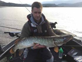 Paul Byrne, Secretary of the Irish Pike Society