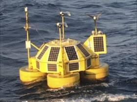 The floating Lidar Metocean Buoy