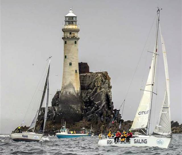 A major announcement about the biennial Fastnet Race is expected at lunch time