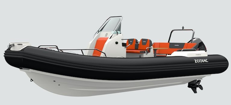 MGM Boats Reveal New Zodiac Medline 6.8 for Spring 2021 Launch