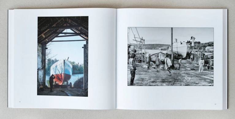 A look inside the pages of Hegarty's Boatyard, by Kevin O'Farrell