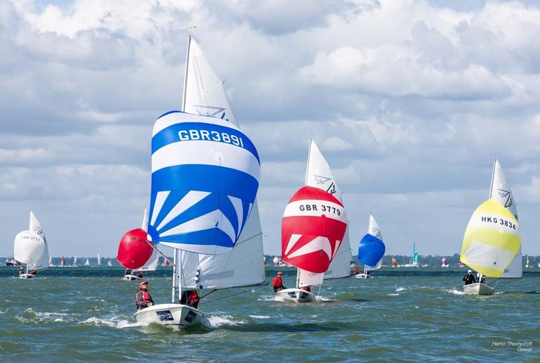 2022 Flying Fifteen European Championships to be Sailed at Cowes