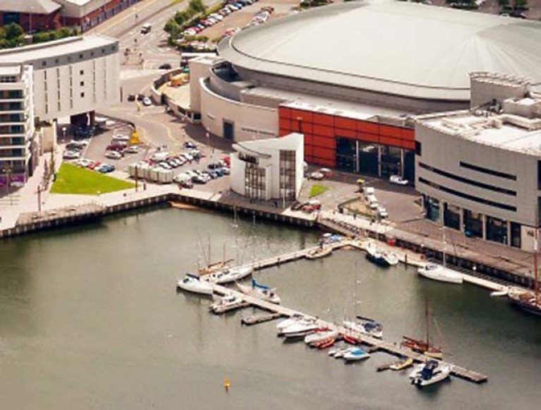 Belfast Harbour Marina Closes to Visitors Until Further Notice