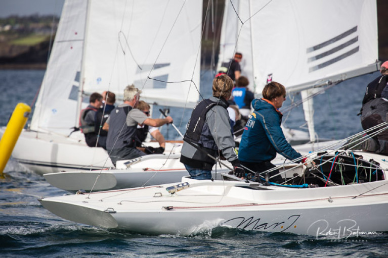 September Dragon Class Racing at Kinsale Yacht Club