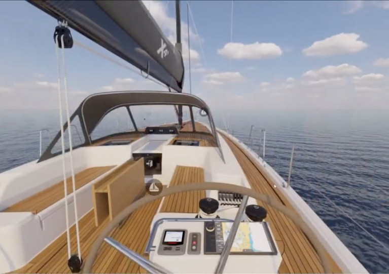 X-Yachts Introduces New Way To Tour Pure X Range In 'Virtual X-perience'