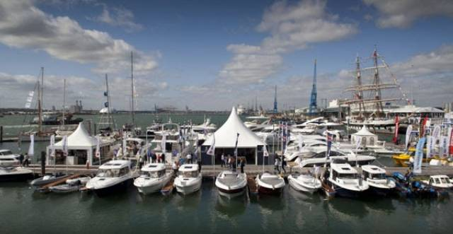 Southampton Boat Show, Britain's biggest boating festival