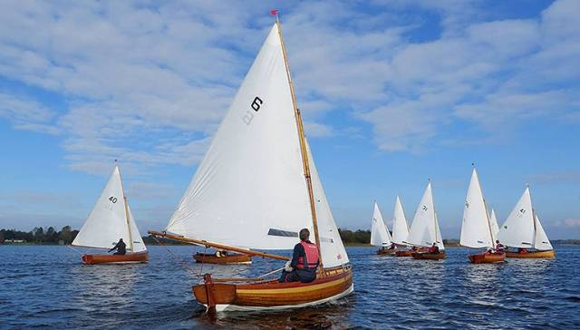 The 2015 Boderg regatta for Waterwags