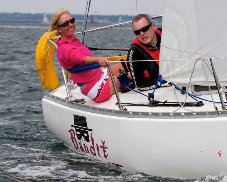 New Dublin Bay Commodore Ann Kirwan Brings Many Talents to DBSC