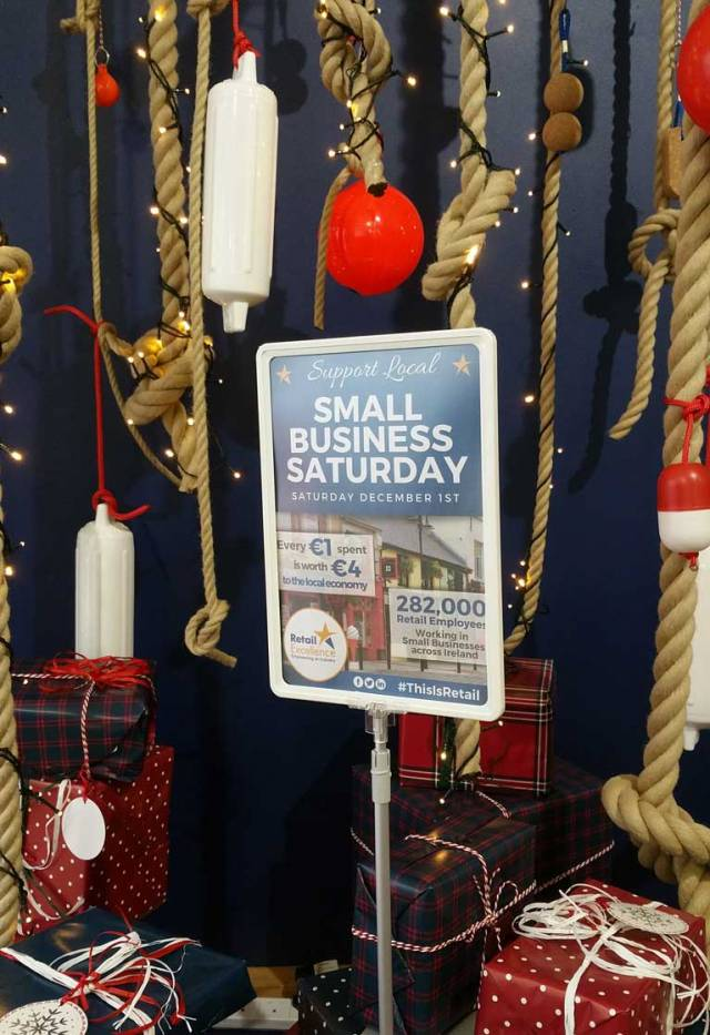 Viking Marine Support 'Small Business Saturday' Initiative to Shop Local