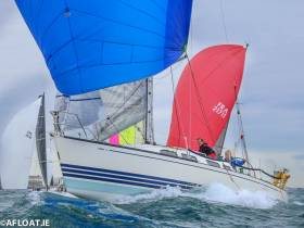 Cian McCarthy's Eos from Kinsale Yacht Club will compete in August's Fastnet Race
