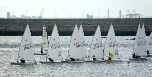 Dublin Bay Sailing Club (DBSC) Dinghy Results for Sunday, 2 May 2016