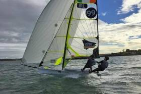 Irish 49er Duo Launch Crowdfunding Campaign For Tokyo 2020 Ambitions
