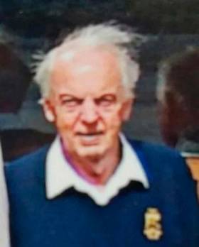 Arthur Ray Taylor, known as Archie missing in Cardigan Bay