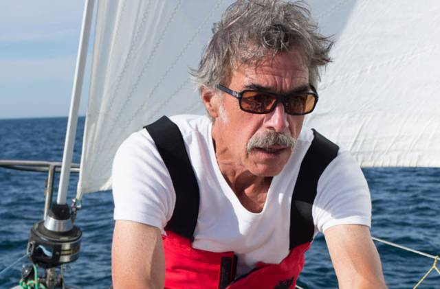 Loïc Lepage - highly experienced with three solo transatlantic crossings under his belt before the Golden Globe Race