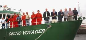Celebrating 20 years of service in July, the Marine Institute's RV Celtic Voyager, the 31.4m vessel is Ireland's first purpose built research vessel.