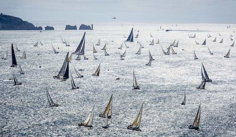 The new course from Cowes to Cherbourg via the Fastnet Rock will see new challenges for navigators and crews in next year's 695 nm Rolex Fastnet Race