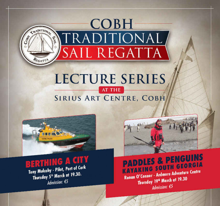 New Lecture Series Kicks Off In Cobh Next Week