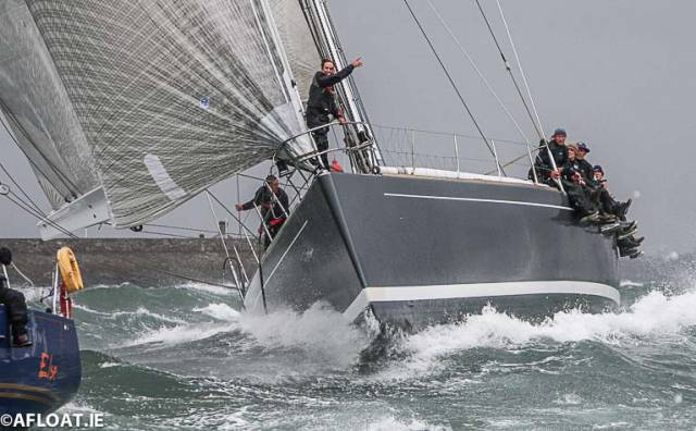 Kerry Youth Sailors to Race in Volvo Dun Laoghaire Dingle Race