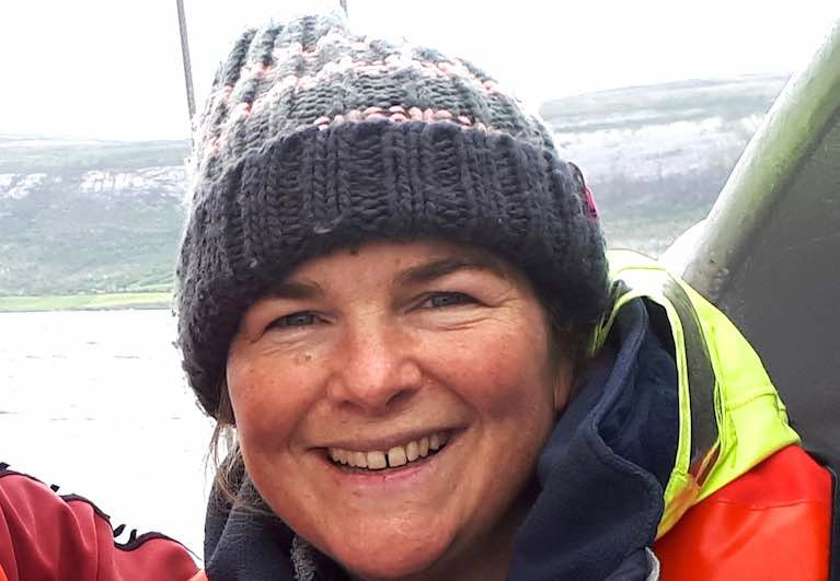 Vera Quinlan brings a unique combination of experience, skills and qualifications to the Board of Irish Sailing