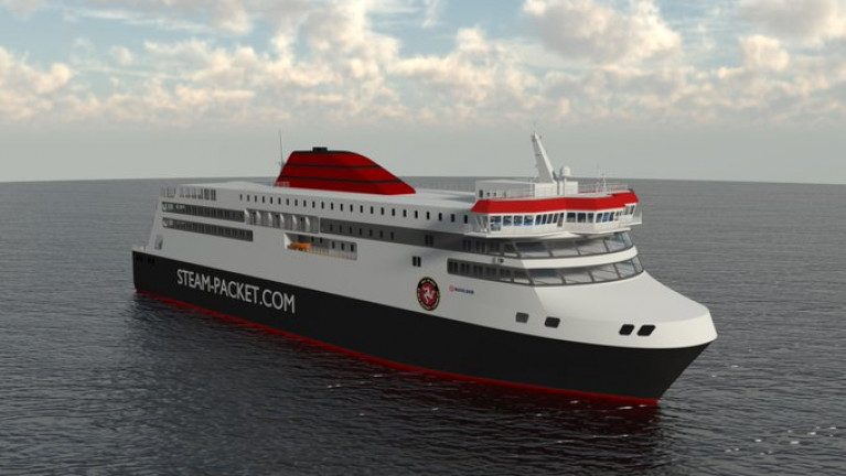 Guinness World Records: New Ferry for Isle of Man Steam Packet Select World's Most Efficient Engine