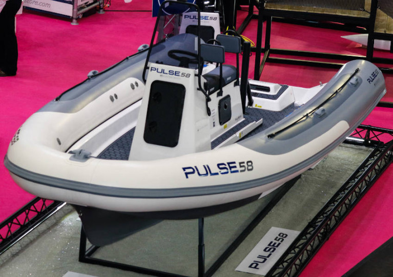 'Game Changer' Electric RIB Officially Launched By RS At Boot Düsseldorf