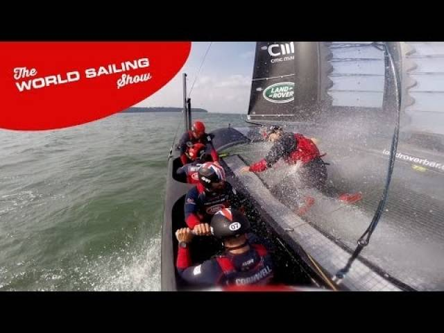 View the World Sailing Show Below
