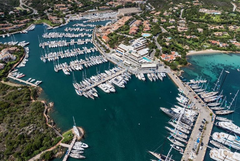 The 2022 biennial ORC/IRC World Championship to be held in Porto Cervo, Sardinia - 23 June to 1 July 2022