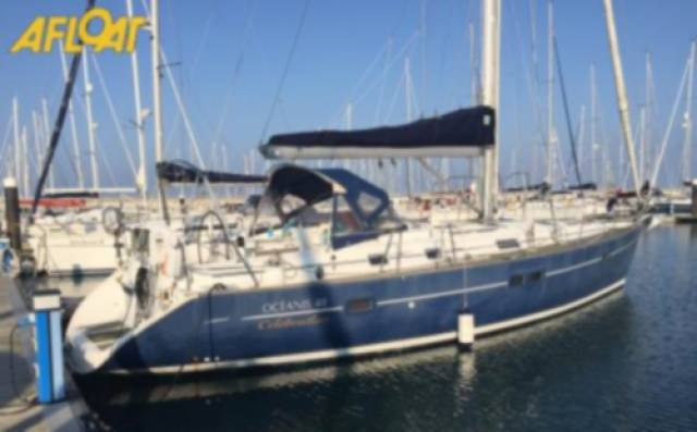 Beneteau Oceanis 411 for sale on Afloat.ie