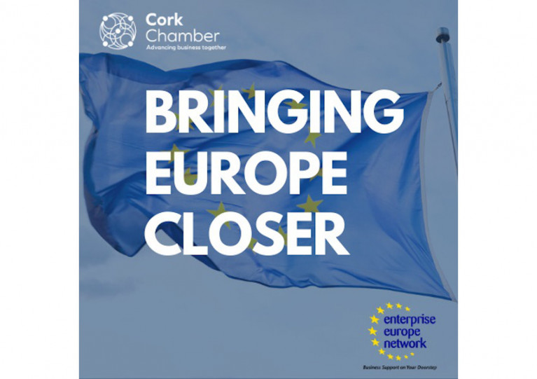Cork's New Direct Shipping Link with Zeebrugge is Hot Topic of 'Bringing Europe Closer' Webinar This Month