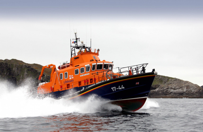 RNLI & Irish Coast Guard Urges People Not to Use the Sea for Exercise or Recreation