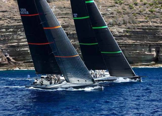 Mighty Ian Moore Leads RORC's Caribbean 600 Fleet