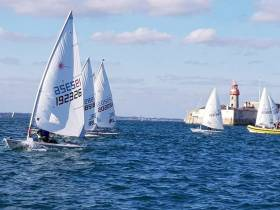 The CH Marine sponsored 'Final Fling' Dinghy Regatta takes place on September 28th