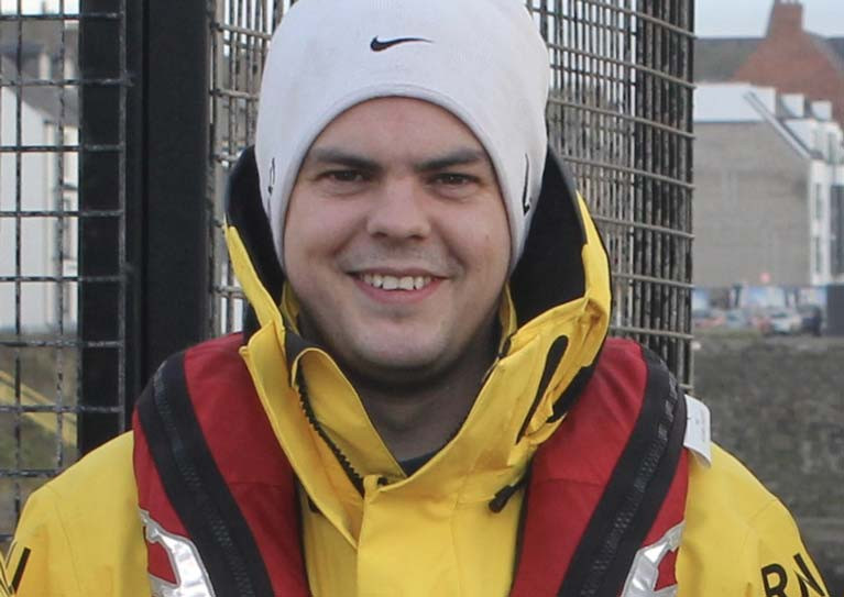 Portrush RNLI Appoints a New Coxswain Mechanic