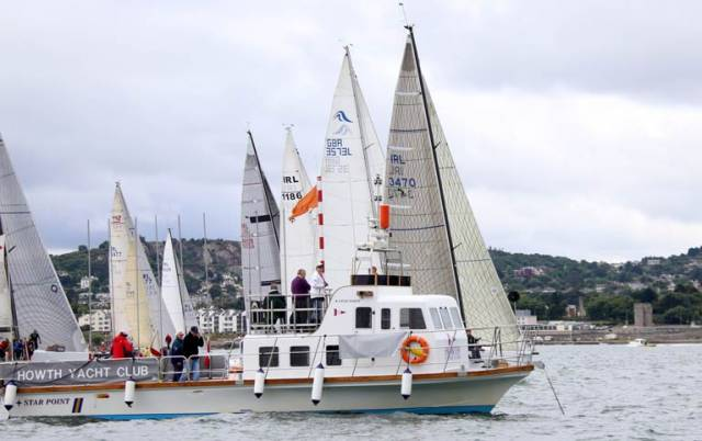 Buoyant entries have been received for Julys' Dun Laoghaire regatta that will celebrate the bicentenary of the harbour