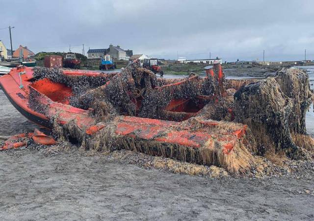 US 'Rescue Boat' Found Near Aran Islands Causes A Stir