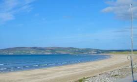 Banna Strand on Tralee Bay is TripAdvisor users' favourite of Kerry's beaches this year — but loses out on the top spot to Inchydoney in Cork