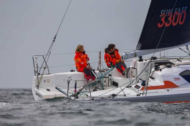 For the first time in sailing's Olympic history, a Mixed Two Person Offshore Keelboat event will be on the programme at the Olympic Sailing Competition in 2024